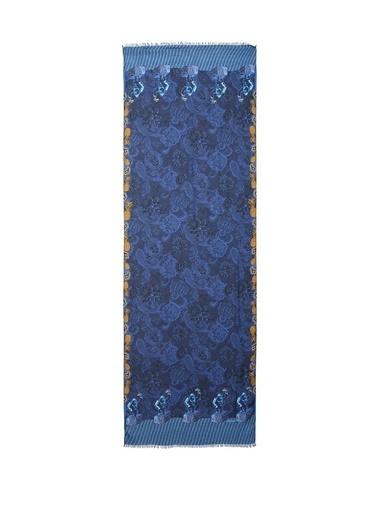 Etro Atkı Mavi